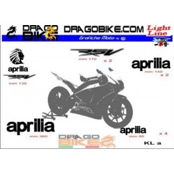 Sticker Kit Light for Aprilia