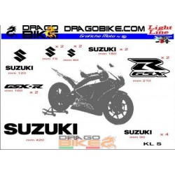 Sticker Kit  Light for Suzuki