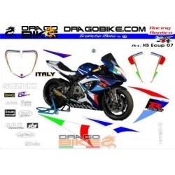 Kit Adesivi Moto Suzuki...