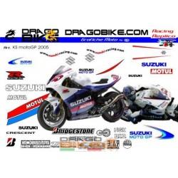 Motorcycles Sticker Kit...