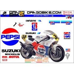Kit Adhesivo Replica Suzuki...