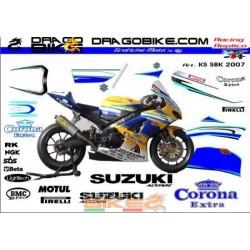 Kit Adhesivo Suzuki Corona...