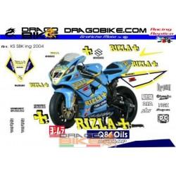 Kit Adhesivos Moto Race...