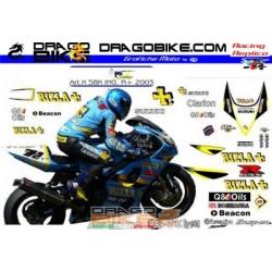 Kit Adhesivo Moto Replica...