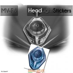 Headlight Stickers Aprilia...
