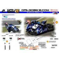 Caja Adhesivas Motos Kit...