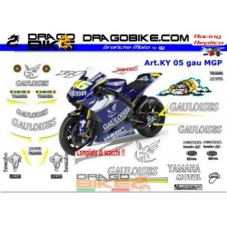 Motorcycles Stickers Kit...