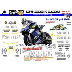 Kit Adhesivo Yamaha MotoGP...