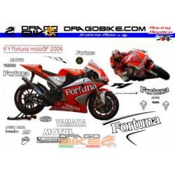 Kit Adhesivo Fortuna Motogp...