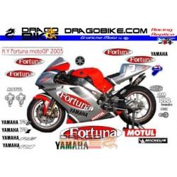 Kit Adhesivo Moto Yamaha...