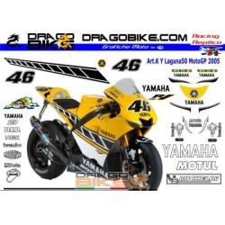 Набор Наклеек Yamaha 50...