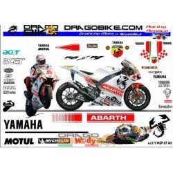 Kit Adesivo Yamaha MotoGP...