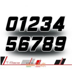 Dorsal  T-Race