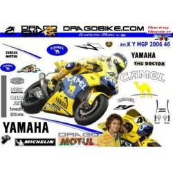 Kit Adhesiv Yamaha MotoGP...