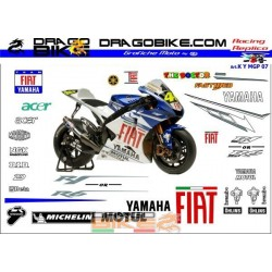 Stickers kit Yamaha MotoGp...