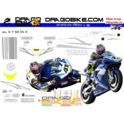 Kit Adhesivo Yamaha SBK...