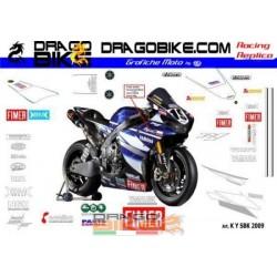 Adhesivos Moto Replica...