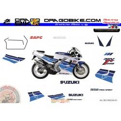 Adhesivos Moto Suzuki 250...