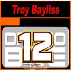 Race number 12 Troy Bayliss