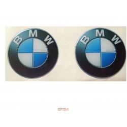 Logo Resinato  BMW 55 mm (1...