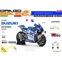Motorbike Stickers Suzuki...