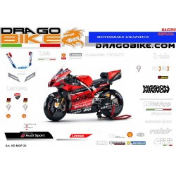 Motorbike Stickers Ducati...