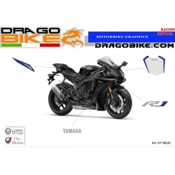 Set WE20 of Deco Yamaha R1