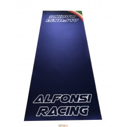 MOTORCYCLE CARPETS CUSTOMIZED WITH YOUR LOGO