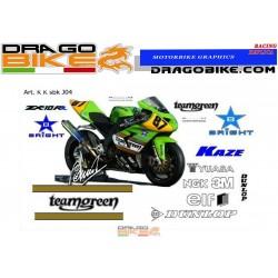 Kit Adhesivo Kawasaki SBK J...