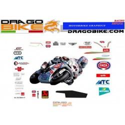 Kit Adesivo Moto Aprilia...