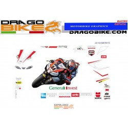 Stickers Kit Aprilia Red...