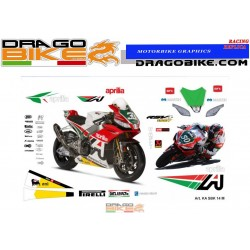 Stickers Kit Aprilia SBK...