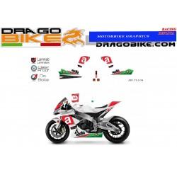 Stickers Kit Aprilia Total...