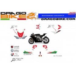 Adhesivos Moto Aprilia...