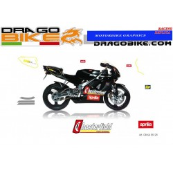 Adhesivos Moto Aprilia RS...