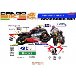 Kit Aprilia MS team 250GP 2000