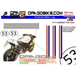 Stickers kit Naked Herbie