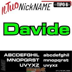 Nickname Type 6