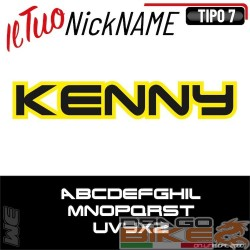 Nickname Type 3