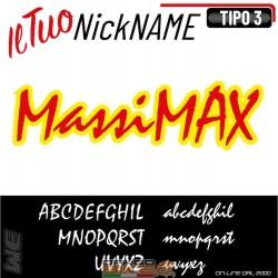 Nickname Type 4