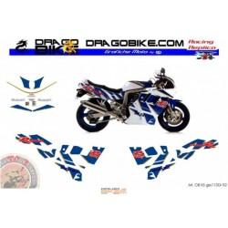 Adhesivos Moto Suzuki GSX...