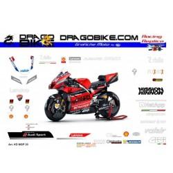 Adhesivos Ducati Moto GP 2020