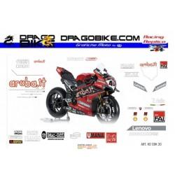 Adhesivos Moto Ducati...
