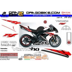 Набор Наклеек Yamaha R 15