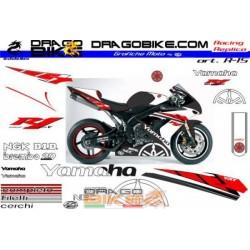Kit adhesivo Yamaha R 15
