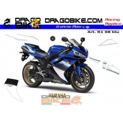 Kit Adhesivo Yamaha R1 2008...