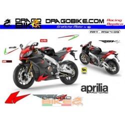 Adhesivas Motos Aprilia...