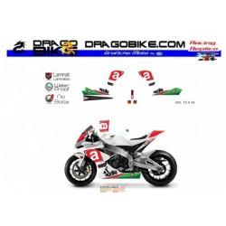 Stickers Kit Aprilia Total TS  54