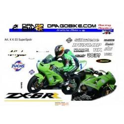 Kit kawasaki motoGP 2004