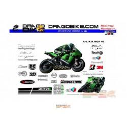 Adhesivas Motos Kawasaki...